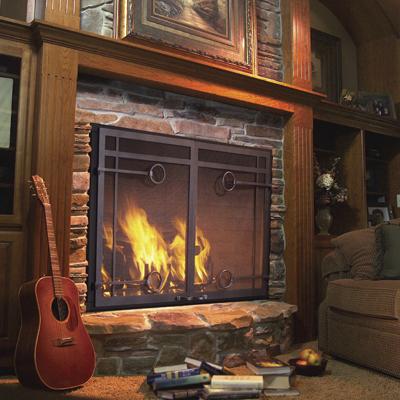Heat   Glo. Wood Fireplaces   Fireplace Stone   Patio