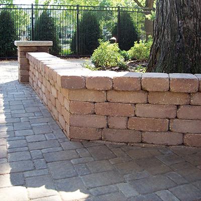Retaining Wall Blocks Fireplace Stone Amp Patio