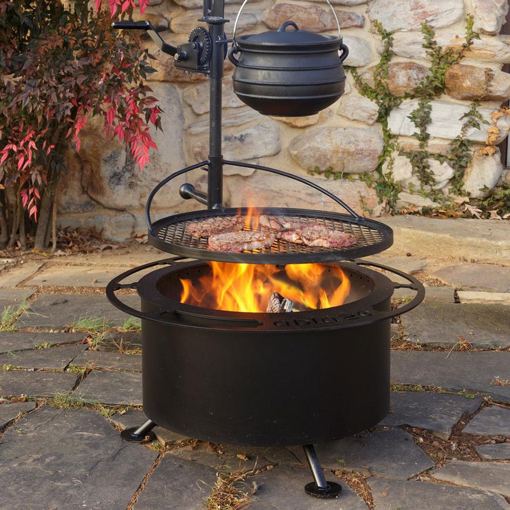 Fire Pits Fireplace Stone Amp Patio