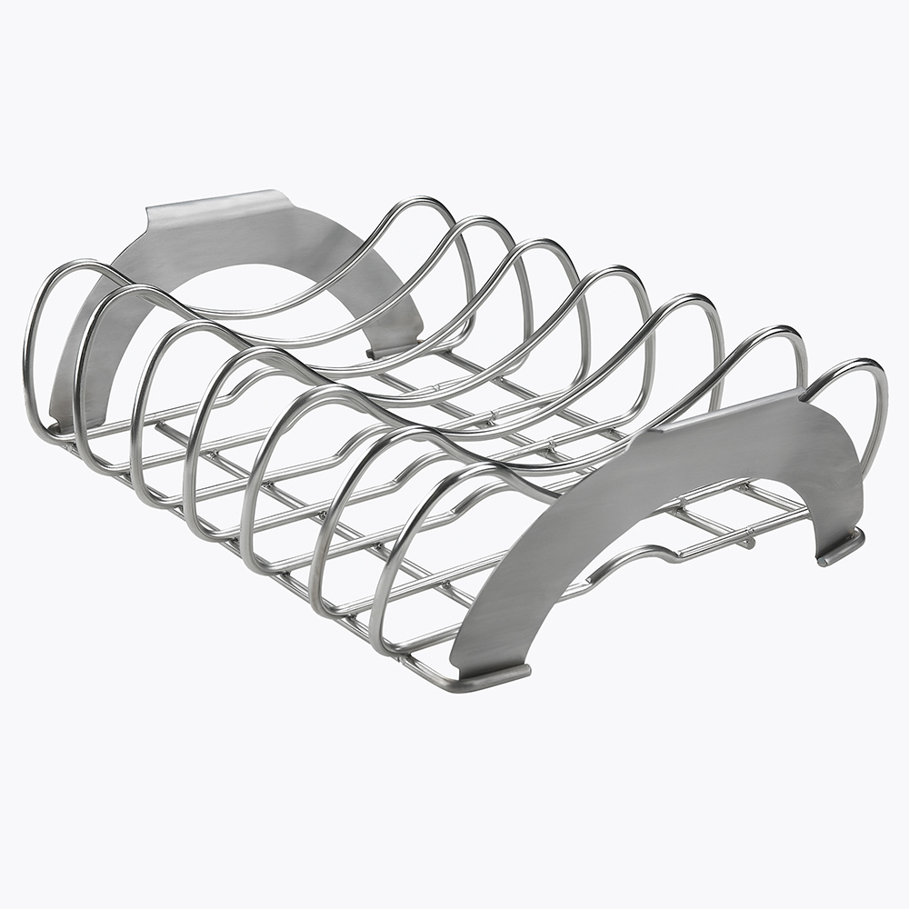 Stainless Steel Rib Rack