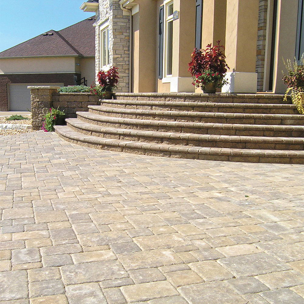 concrete paving stones fireplace stone u0026 patio