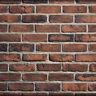 Thin brick fireplace stone patio for Boral brick veneer