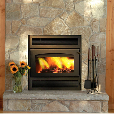 Wood Fireplaces   Fireplace Stone & Patio