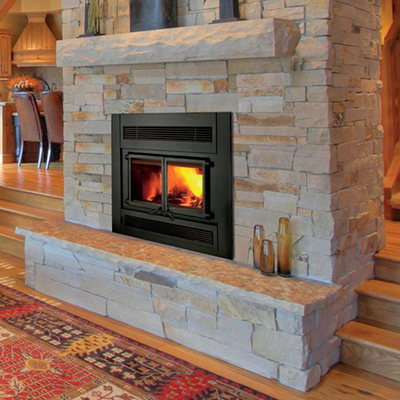 Wood Fireplaces Fireplace Stone Amp Patio