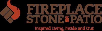 Fireplace Stone & Patio
