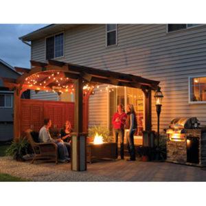Outdoor Greatroom Sonoma Pergola